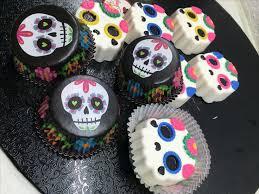 Skulls Cakes