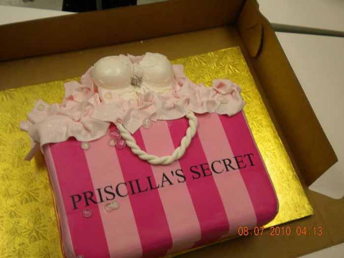 Priscilla's Secret Cake
