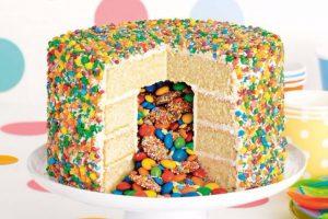 Birthday Surprise Cake