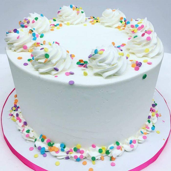 Vanilla Sprinkle Birthday Blast