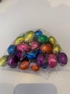 Foiled Eggs