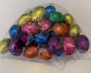 Foiled Madelain Eggs