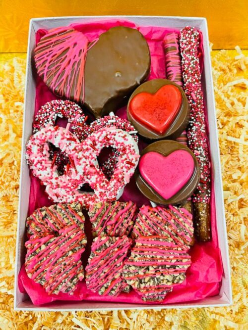 Assorted Valentine's Treats