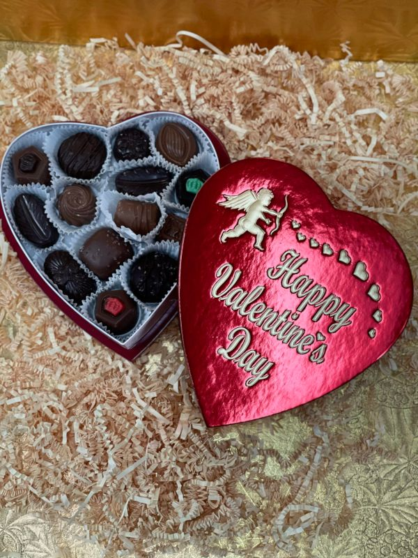 1/2 box of Assorted Chocolates and Truffles