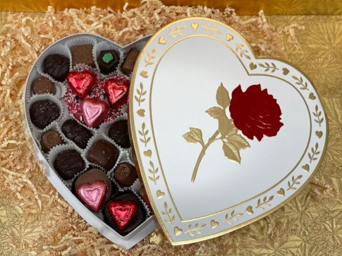 1 pound box of Assorted Chocolates and Truffles